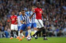 As it happened: Brighton v Man United, Premier League