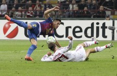 As it happened: AC Milan v Barcelona, Champions League