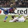 As it happened: AC Milan v Barcelona, Champions League
