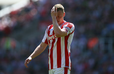 After 10 years in the top flight, Stoke City are relegated from the Premier League