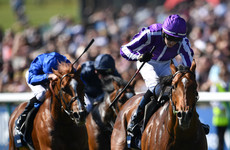 Saxon Warrior seals 2,000 Guineas win for Aidan O'Brien
