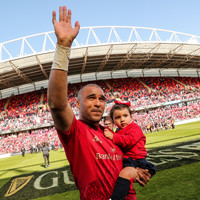 'We're going to miss him as a Munster man' - Simon Zebo shows his class