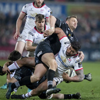 Bath thrash London Irish to confirm Ulster will face Ospreys for last Champions Cup berth