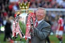 Messages of support pour in for Sir Alex Ferguson following brain haemorrhage