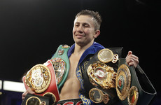 Golovkin destroys Martirosyan to defend middleweight titles
