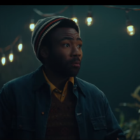 Everyone is talking about Donald Glover's brilliant piss-take of Kanye's tweets on SNL