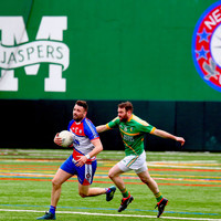 As it happened: New York v Leitrim, Connacht SFC quarter-final