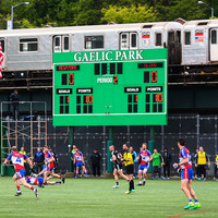 Almost 5% of Leitrim has travelled to New York for tonight's Connacht championship opener