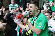 Tierney flattered by Premier League league interest but 'in no rush' to leave Celtic