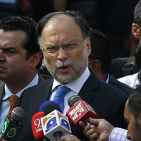 Pakistan minister shot and wounded in suspected assassination bid