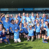 Aherne the star turn as Dublin blitz Mayo to secure first league crown
