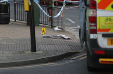 Two London teens shot in broad daylight as violent crime surges