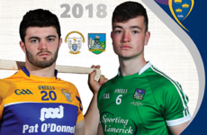 Clare and Limerick prepare for battle as teams announced for Munster U21 hurling quarter-final