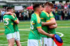 'I didn't know it went over': Defender Plunkett emerges as Leitrim's unlikely hero