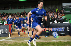 Lancaster: I think Joey Carbery should stay at Leinster