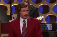 Video: Ron Burgundy announces Anchorman movie sequel