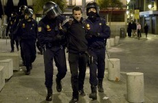 General strike taking place in Spain over labour reforms