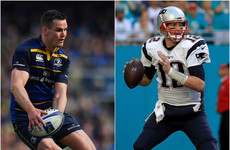 Lancaster sees similarities between Johnny Sexton and Tom Brady