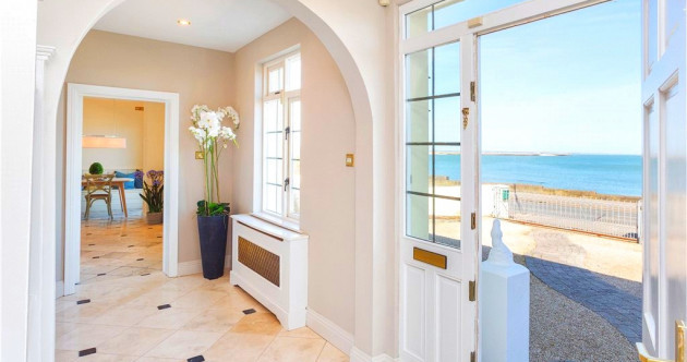 Wake up to the sea views that inspired James Joyce in this €3.5m Sandycove lodge