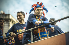 Iniesta to earn big bucks in Japan instead of Chinese Super League - report