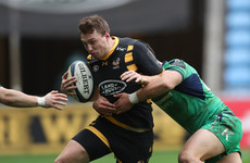 Irish centre Brendan Macken to leave Wasps at end of season