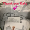 Katy Perry sent Taylor Swift a literal olive branch to try to 'clear the air'