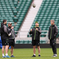 Feek joins Japanese club as Farrell, Easterby and Murphy extend Ireland deals