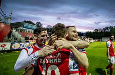 Saints looking towards a European spot as Clarke and Byrne deliver all three points
