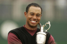 Tiger's back! Woods confirms 20th Open Championship appearance this summer