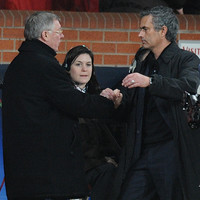 Man United 'very positive' Ferguson will recover - Mourinho