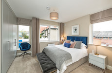 New two and three-beds with green space in the heart of Dublin city