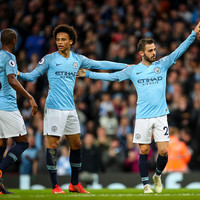 Man City smash Premier League points and goals records with defeat of Brighton