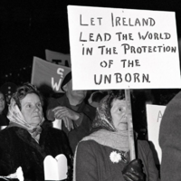 Two Irish women told us what it was like being students during the 1983 Referendum