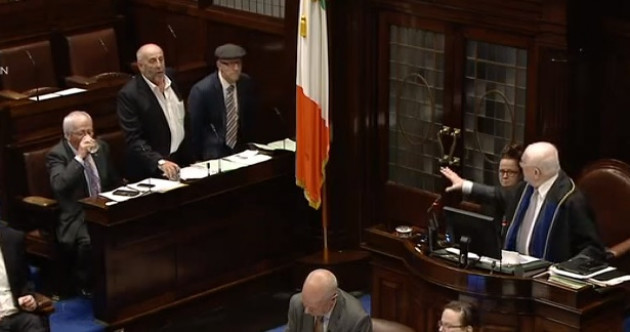 Filibustering: Here's why a decision to deploy a little-used Dáil rule caused ructions this week