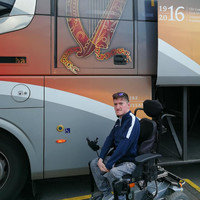 Wheelchair users unable to travel on 'accessible' Bus Éireann routes because of bus stops