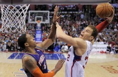 Blake Griffin annihilated the Suns with these back-to-back slams last night