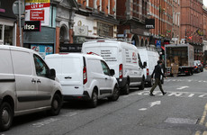 Dublin council is planning a 'last-mile delivery' service to cut back on trucks and vans in the city