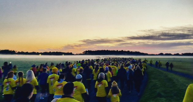 In photos: Stunning summer morning as 200,000 walk from Darkness into Light
