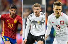 The next big thing: 6 young players to watch out for at the 2018 World Cup