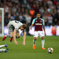 Man United fail to beat West Ham but secure Premier League runners-up spot
