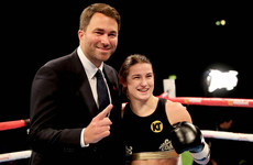 Eddie Hearn lands historic $1billion broadcast rights deal in America