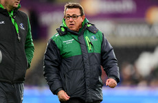 Connacht finally confirm departure of Kieran Keane after just one season