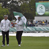 Rain puts Ireland's historic Test debut on hold as opening day washed out