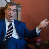 Nigel Farage denies claims that he's about to join the DUP