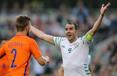 John O'Shea's retirement, Kevin Cassidy's football boots and more in the sporting tweets of the week