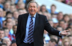 Houllier calls for patience at Anfield