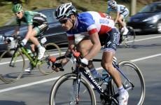 Chavanel time trial blitzes field in Belgium