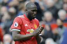 Romelu Lukaku may not start FA Cup final - Mourinho
