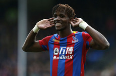 'Wilfried Zaha is a £50 million to £70 million player'