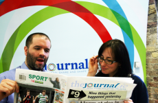 Stop press: An announcement from TheJournal.ie team